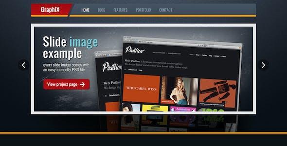 Graphix HTML Template