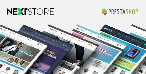 Pts NextStore - Combo Prestashop Themes - Shopping PrestaShop