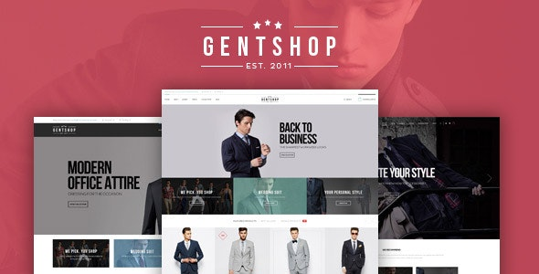 Pts GentShop - Advanced Fashion Prestashop  1.6 & 1.7 Theme - Fashion PrestaShop