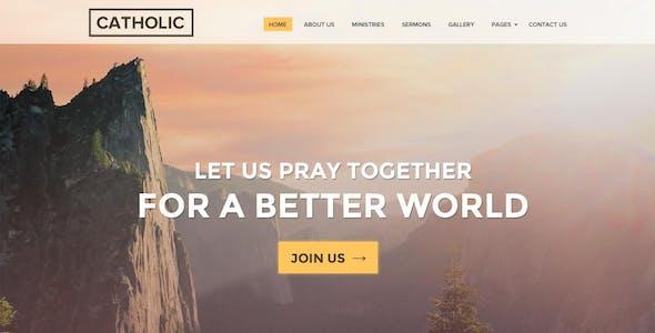 Church Responsive HTML5 Website Template