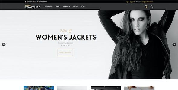 Snapshop - Responsive WooCommerce Wordpress Theme - Enhance Your Shop Website