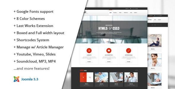 Stability :: Responsive Joomla Template - Business Corporate