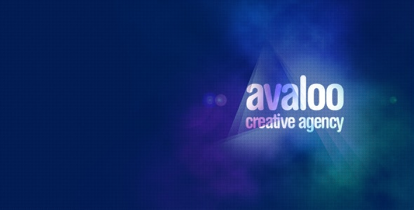 avaloo - One Page Creative Agency Template - Corporate Site Templates