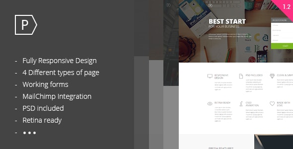 Pointer - Landing Page - Landing Pages Marketing