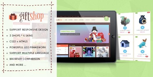 Leo Gift Shop - Miscellaneous PrestaShop