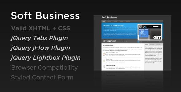 Soft Business - Portfolio Creative