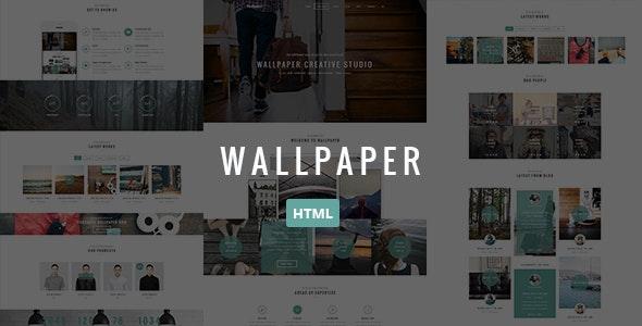 Wallpaper | Multi-Purpose HTML Theme - Creative Site Templates