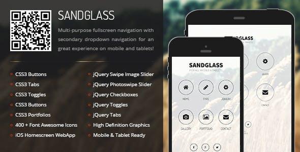 Sandglass Mobile