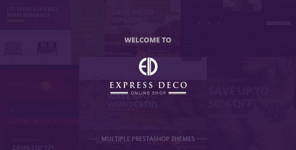 Leo Express Decor PrestaShop - Miscellaneous PrestaShop