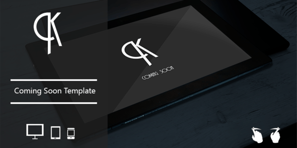 Klif - Responsive Coming Soon Template - Under Construction Specialty Pages