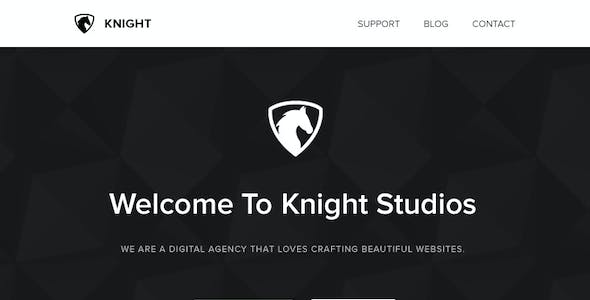 Knight - Responsive Email + Themebuilder Access