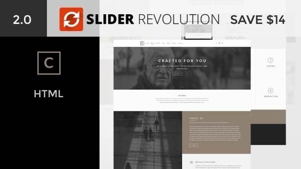Choco | Multipurpose HTML - Creative Site Templates