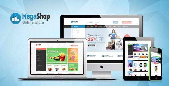 Pts Megashop - Super Market Prestashop Theme 1.6 & 1.7 - Shopping PrestaShop