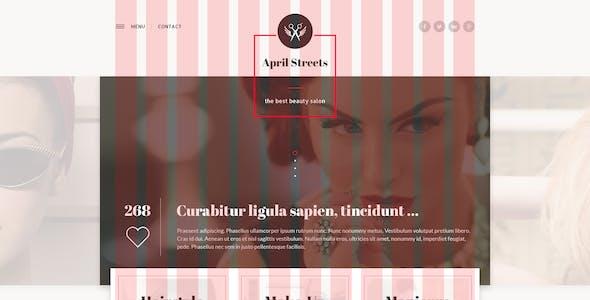 April Streets - Hair, Spa, Manicure - Beauty Salon