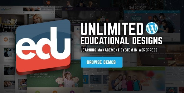 EduLMS – WP Learning Management System Theme