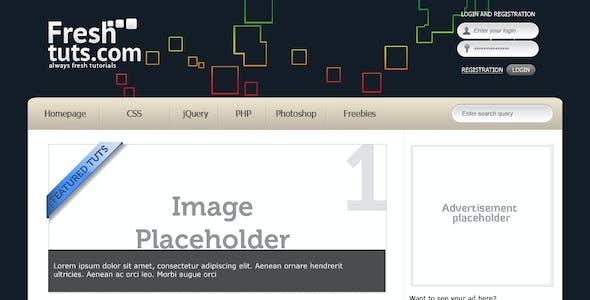 FreshTuts HTML Template
