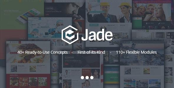 Jade - Flexible Multi Purpose Responsive Theme - Miscellaneous WordPress
