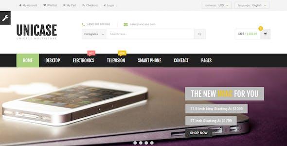 Unicase - Electronics eCommerce HTML Template