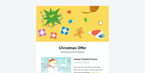 Exclusive Christmas Newsletter