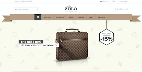 SNS Zolo - Responsive Multipurpose Magento Theme