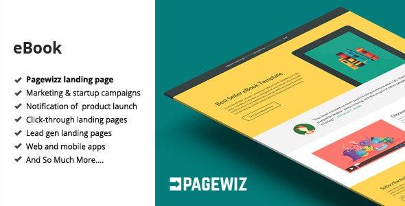 eBook - Pagewiz Landing Page Template - Pagewiz Marketing