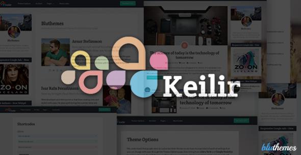 Keilir   Personal Wordpress Blog Theme - Personal Blog / Magazine