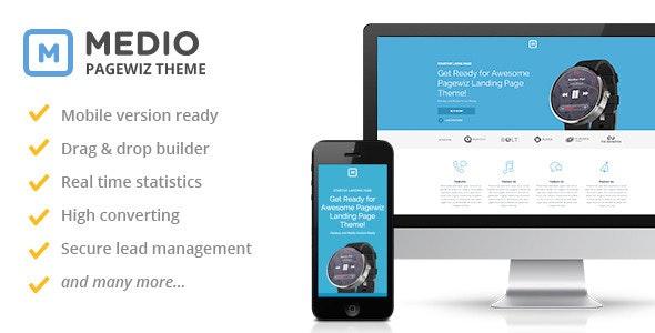 Medio - Pagewiz Theme - Pagewiz Marketing