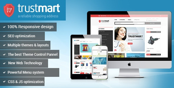 Pts Trustmart - Multiple Prestashop Themes - Shopping PrestaShop