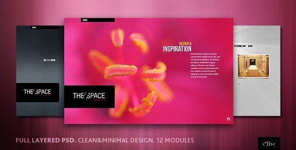 Broadside PSD Template - Creative Photoshop