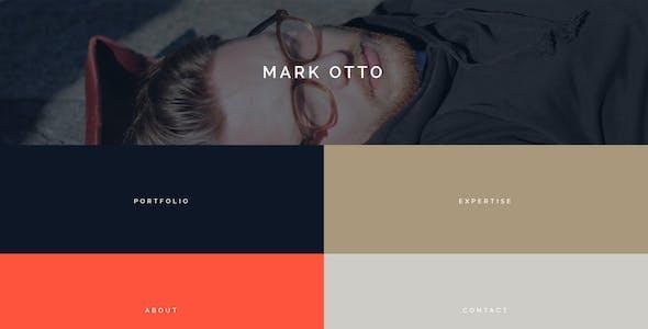 Miportfolio- Responsive One Page Creative Template