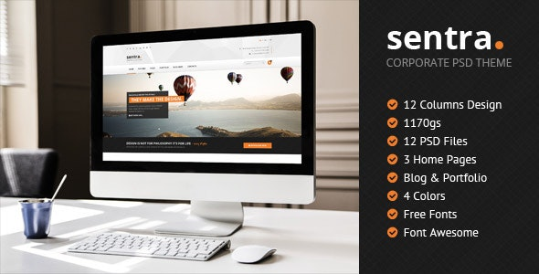 Sentra Corporate PSD - Business Corporate