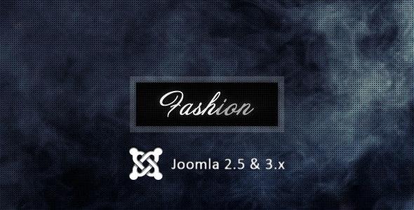 Fashion :: Responsive Portfolio Joomla Template - Joomla CMS Themes
