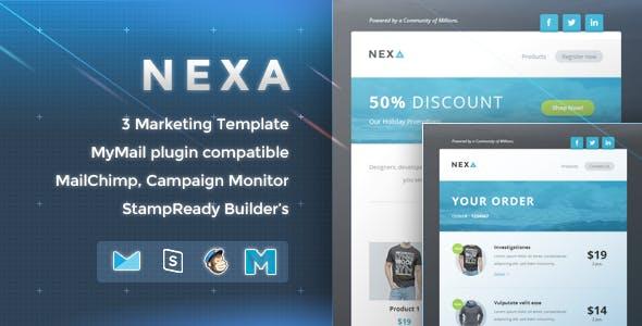 Nexa - Marketing Newsletter