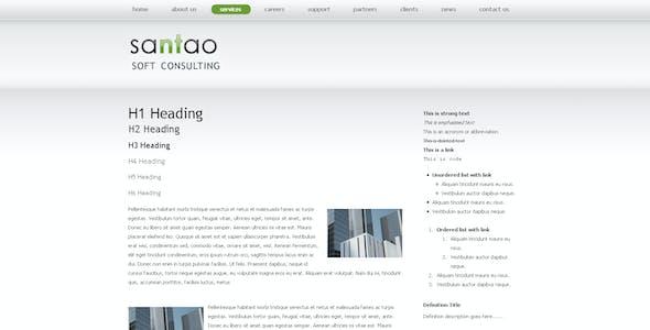 Santao Web Consulting
