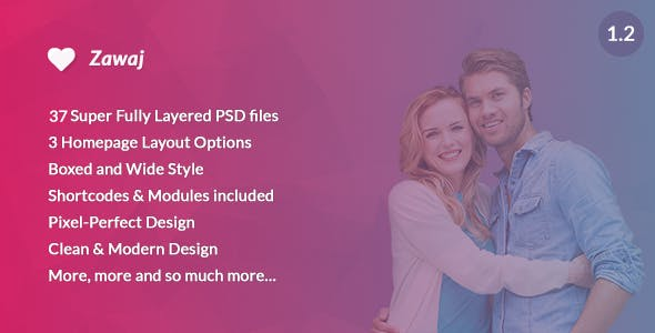 Creative PSD Files and Photoshop Templates from ThemeForest (Page 11)