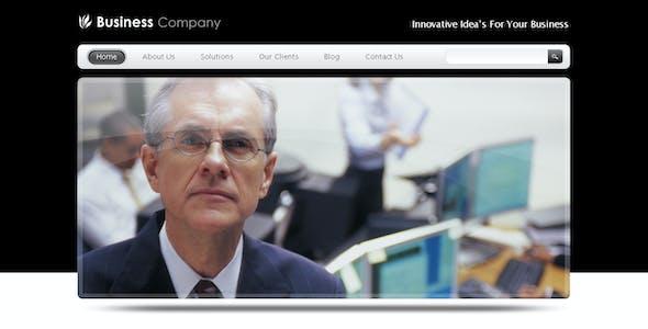 Smart Business Company Drupal 6 Theme