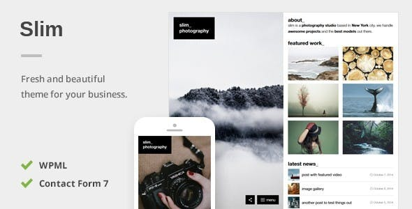 360 Panoramic Viewer Website Templates from ThemeForest