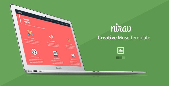 Nirav - Creative Muse Template - Creative Muse Templates
