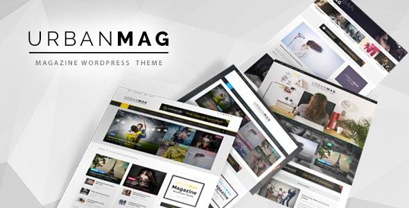 Urban Mag - News & Magazine WordPress - News / Editorial Blog / Magazine
