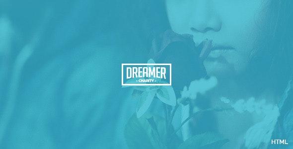 Dreamer - Multipurpose Charity HTML Template - Charity Nonprofit