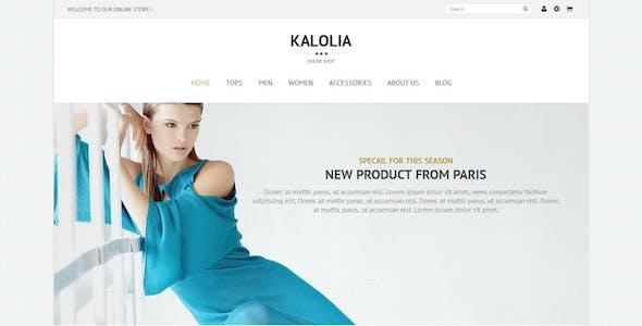 SNS Kalolia - Responsive Prestashop Theme