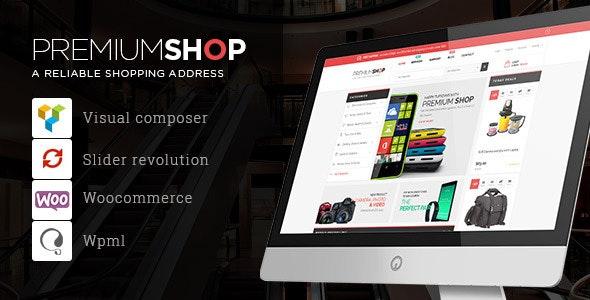 Premiumo - WooCommerce Shopping Theme - WooCommerce eCommerce