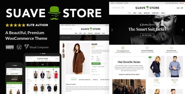 Suave - Multi-Purpose WooCommerce Theme - WooCommerce eCommerce