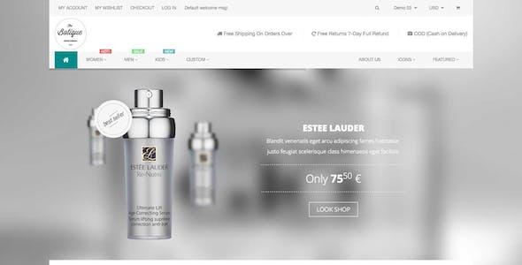 Boutique - Fashion Magento Responsive Theme
