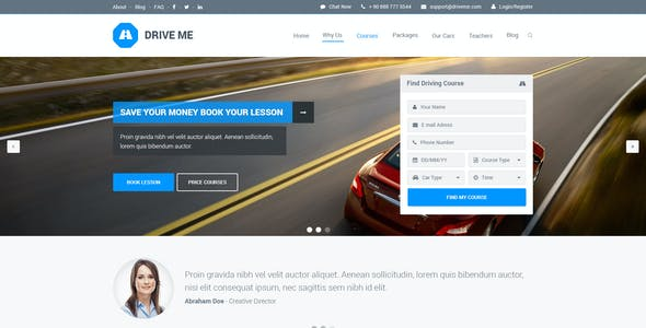 Driving License PSD Files and Photoshop Templates