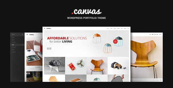 Canvas - Interior and Furniture Agency - Portfolio Creative