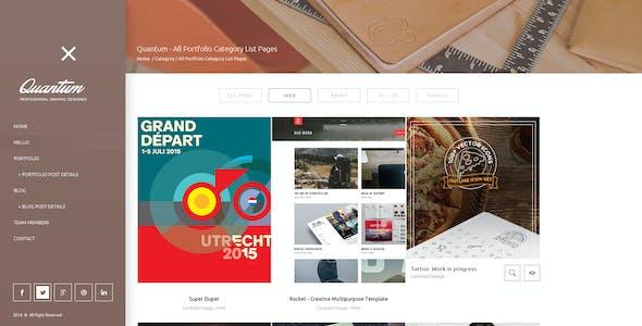 Quantum - Personal Multipurpose Design PSD