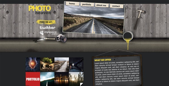 Photo Heaven Creative Design - Creative Photoshop