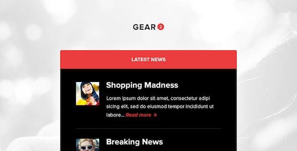 Gear2 + 10 Notification Templates & Themebuilder Access