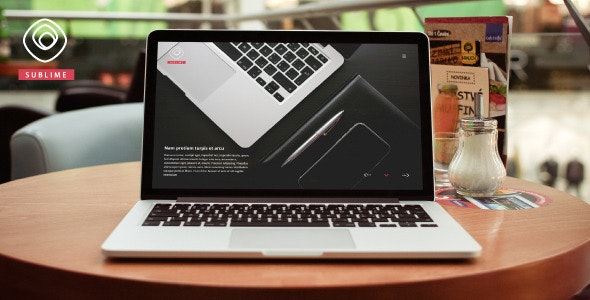 Sublime - Corporate Muse Templates